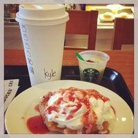 Photo taken at Starbucks Coffee by Kyle B. on 6/19/2013