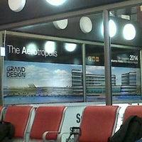 Photo taken at Terminal 2 by Budi A. on 3/22/2013