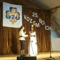 Photo taken at Společenské centrum Sýpka by Radek P. on 4/16/2016
