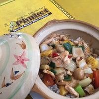 Photo taken at Phuket Thai Resto by Melly on 1/4/2016