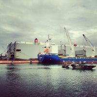 Photo taken at Puerto de Veracruz by John L. on 2/1/2013