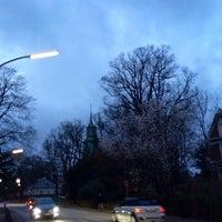 Photo taken at Elbchaussee by Wladi M. on 3/16/2014