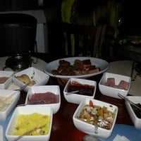 Photo taken at Cantina Don Fondue by Dhiego R. on 5/26/2013