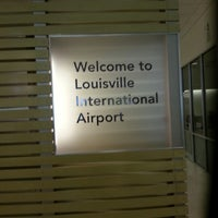 Photo taken at Louisville International Airport (SDF) by Dwight E. on 10/6/2012