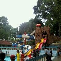 Photo taken at Taman Rekreasi Cimalati by Nuri A. on 12/19/2012