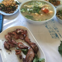 Photo taken at สมหมาย ลาบไก่ by Maengpor on 11/6/2015