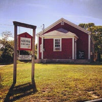 Photo taken at Gay Head Library by #TheWhiteDog on 9/20/2012