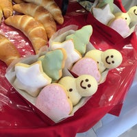 Photo taken at POMPADOUR 六本木店 by Kristina P. on 12/7/2015