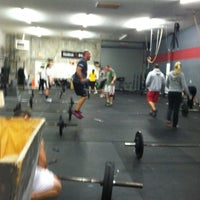 Photo taken at CrossFit Lewes by Austin on 11/19/2012