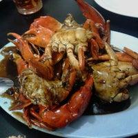 Photo taken at Dandito Seafood | Restaurant by Raditya P. on 10/29/2012