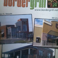 Photo taken at Border Grill by Tabra C. on 10/21/2012