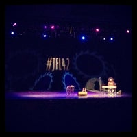Photo taken at Queen Elizabeth Building & Theatre by Tony F. on 9/23/2012