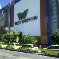 Photo taken at West Shopping by Erika T. on 5/3/2013