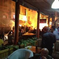 Photo taken at Vefakar Cafe by Leyla on 5/5/2013