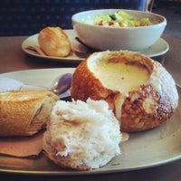 Photo taken at Panera Bread by Vasily I. on 7/7/2013