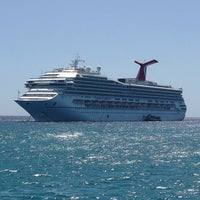 Photo taken at Carnival Liberty Ship by Amy R. on 7/13/2013