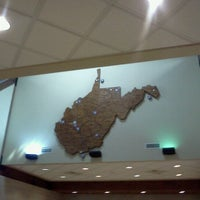 Photo taken at I-68 WB West Virginia Welcome Center by lynn on 10/13/2012