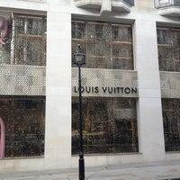 Photo taken at Louis Vuitton by Majed B. on 10/20/2012