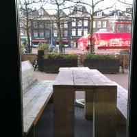 Photo taken at Marie Heinekenplein by Claudio N. on 2/5/2013