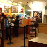 Photo taken at Dunkin' Donuts/Baskin Robbins by ilker g. on 12/14/2012