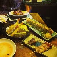 Photo taken at Honda-Ya Japanese Restaurant by Tiff on 7/29/2013
