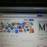 Photo taken at Milestone Internet Marketing, Inc. by Nicholas C. on 2/12/2013