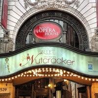 Photo taken at Boston Opera House by C.C. C. on 12/2/2012