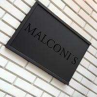 Photo taken at Malconi's by Damaris on 3/16/2013