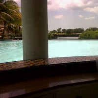 Photo taken at Infinity Pool by Sue V. on 9/20/2012