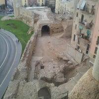 Photo taken at Circ romà de Tarragona by Elena M. on 9/19/2012