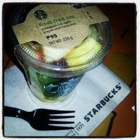 Photo taken at Starbucks Coffee by Louis C. on 12/8/2012