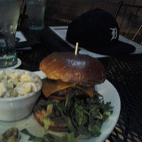 Photo taken at Hudson Grille by Clinton T. on 9/25/2012