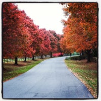 Photo taken at Darnestown, Maryland by Mike Y. on 10/31/2013