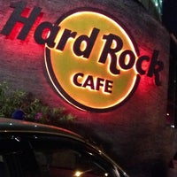 Photo taken at Hard Rock Cafe Hyderabad by Jaswanth R. on 2/26/2013