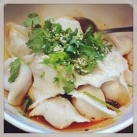 Photo taken at Dumplings Plus by Min L. on 1/30/2013