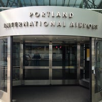 Photo taken at Portland International Airport (PDX) by Scott E. on 4/27/2013