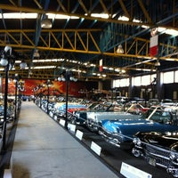 Photo taken at Museo del Automóvil by Guillermo B. on 4/18/2013