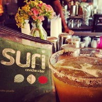 Photo taken at Suri Ceviche Bar by Evandro A. on 9/23/2012