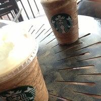 Photo taken at Starbucks by choo_ 1. on 2/18/2013
