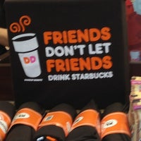 Photo taken at Dunkin Donuts by Jackie C. on 1/18/2013