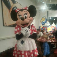 Photo taken at Chef Mickey's by Sikandar D. on 11/29/2012