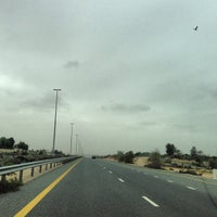 Photo taken at Al Khawaneej Road شارع الخوانيج by Mohammed A. on 1/11/2013