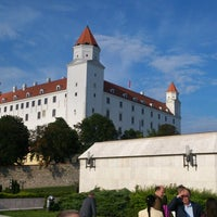 Photo taken at Bratislava Castle by vilo d. on 6/6/2013