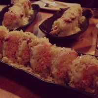 Photo taken at Pubbelly Sushi by Kaki L. on 1/2/2013