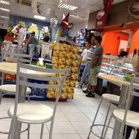 Photo taken at Posto Ilha Bela (Ipiranga) by Douglas V. on 12/22/2012