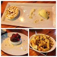 Photo taken at Boneta Restaurant by Amy C. on 9/17/2013