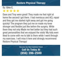 Photo taken at Restore Physical Therapy by Restore Physical Therapy on 1/6/2017