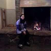 Photo taken at Mount Snow Main Base Lodge by Marcia P. on 3/29/2013