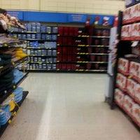 Photo taken at Walmart by Dani C. on 10/19/2012