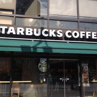 Photo taken at Starbucks Coffee 神田駅前店 by tak N. on 9/30/2012